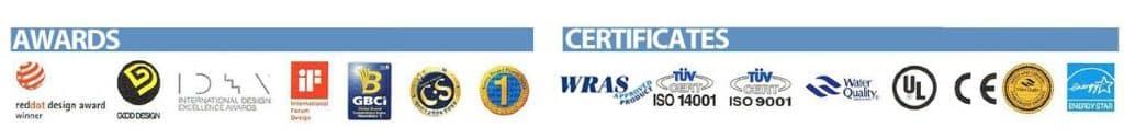 Certificaten Coway BA13