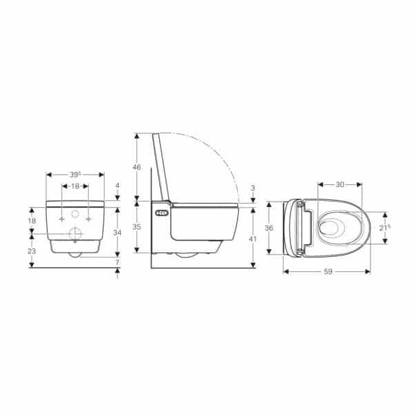 Technische-tekening_geberit_aquaclean_mera-installatie