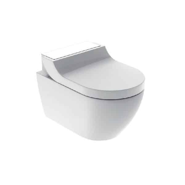 Geberit AquaClean Tuma set wit design