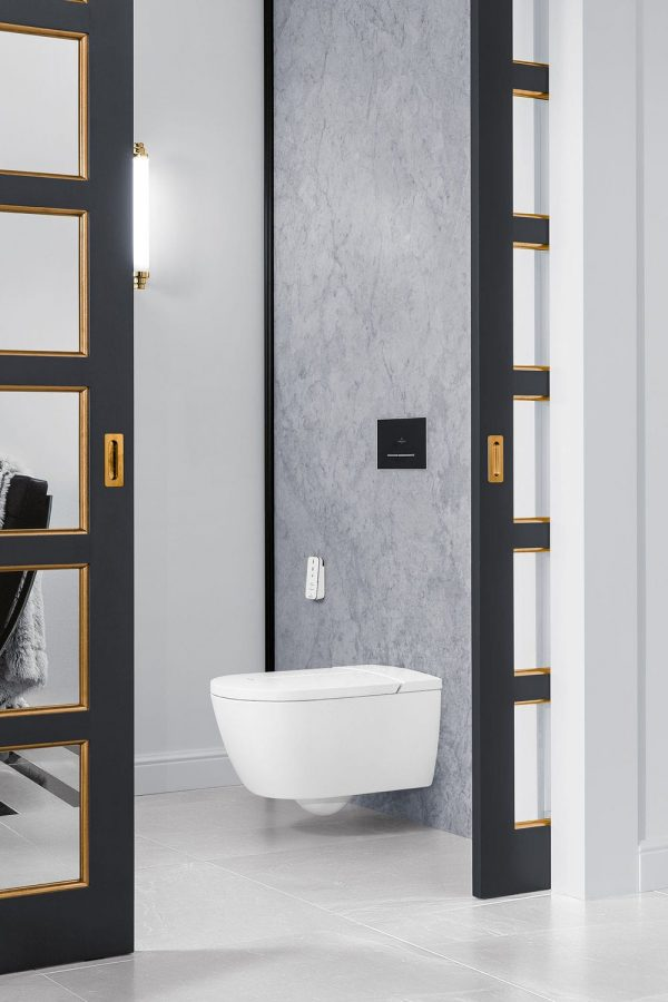 Villeroy & Boch ViClean I 100 douche wc - Frissebips
