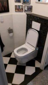 Vitra V-Care douche wc installatie - Frissebips