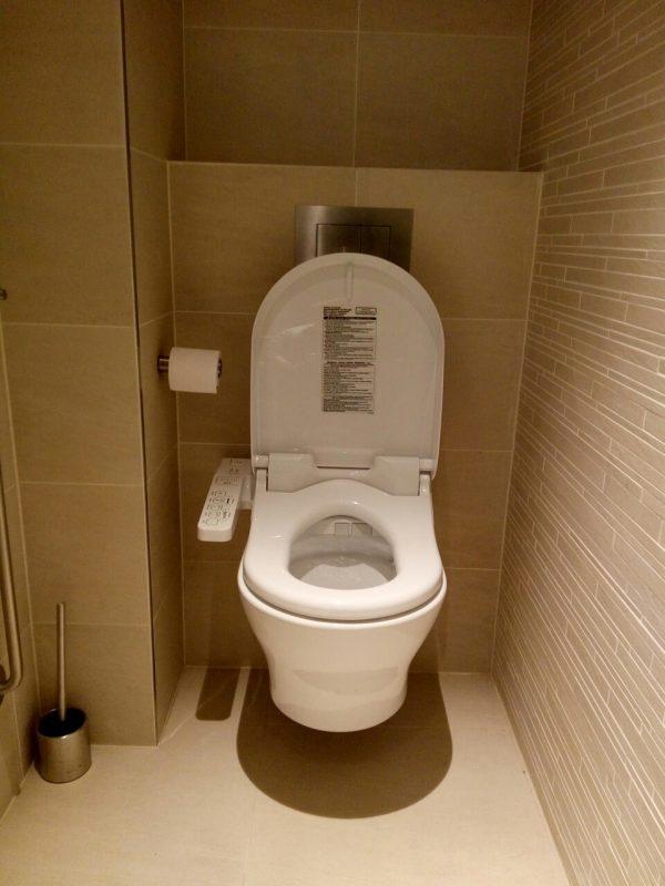 TOTO Washllet EK 2.0 douche-wc