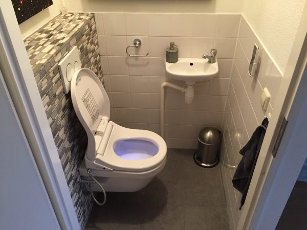 Maro D'Italia DI600 douche wc installatie (5)