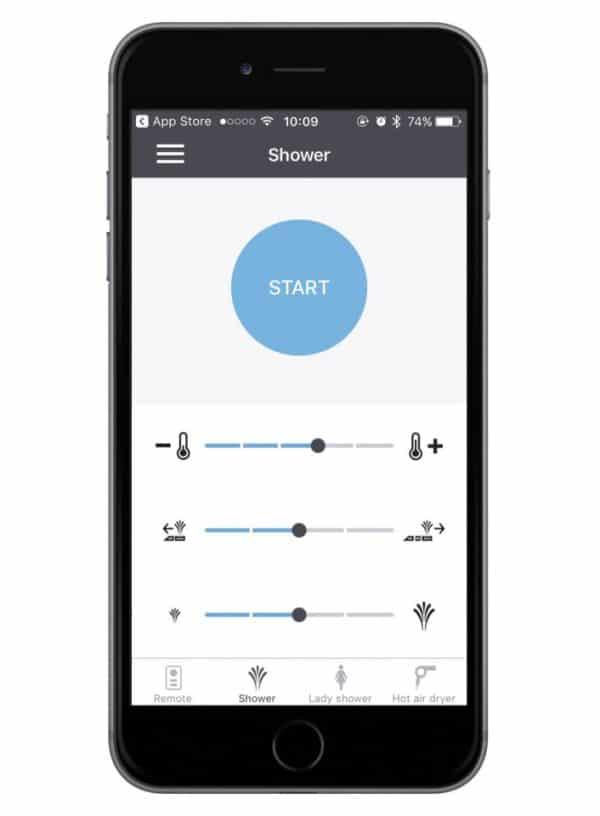 Geberit_Aquaclean_smartphone_app_Sela