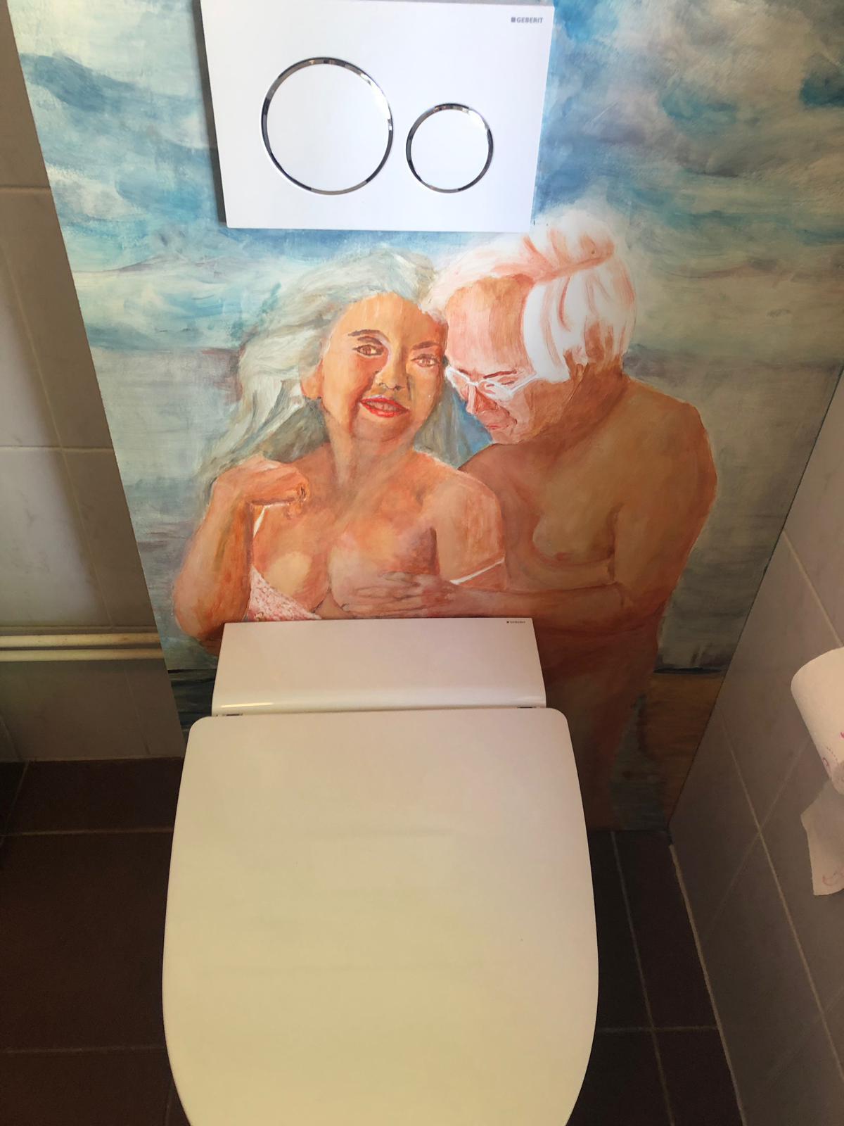 Installatie Geberit AquaClean Mera Kunst