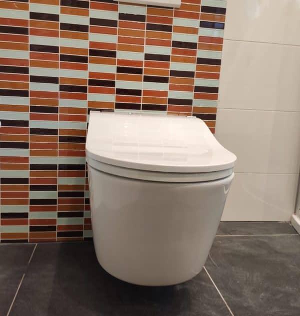 TOTO Washlet RW Japans Toilet installatie (4)