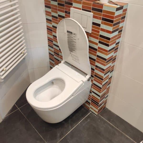 TOTO Washlet RW Japans Toilet installatie (5)