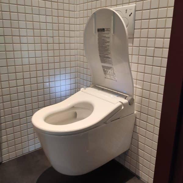 TOTO Washlet RW Japans Toilet installatie (7)