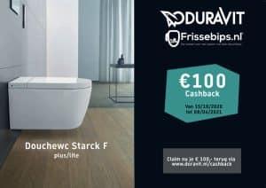 Duravit_sensowash_starck_f-Cash-Back-Actie