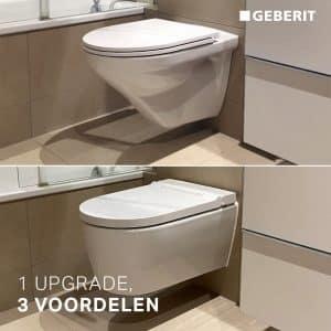 Upgrade uw wc met korting