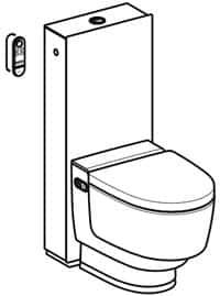 Geberit-Mera-Classic-staande-douche-wc